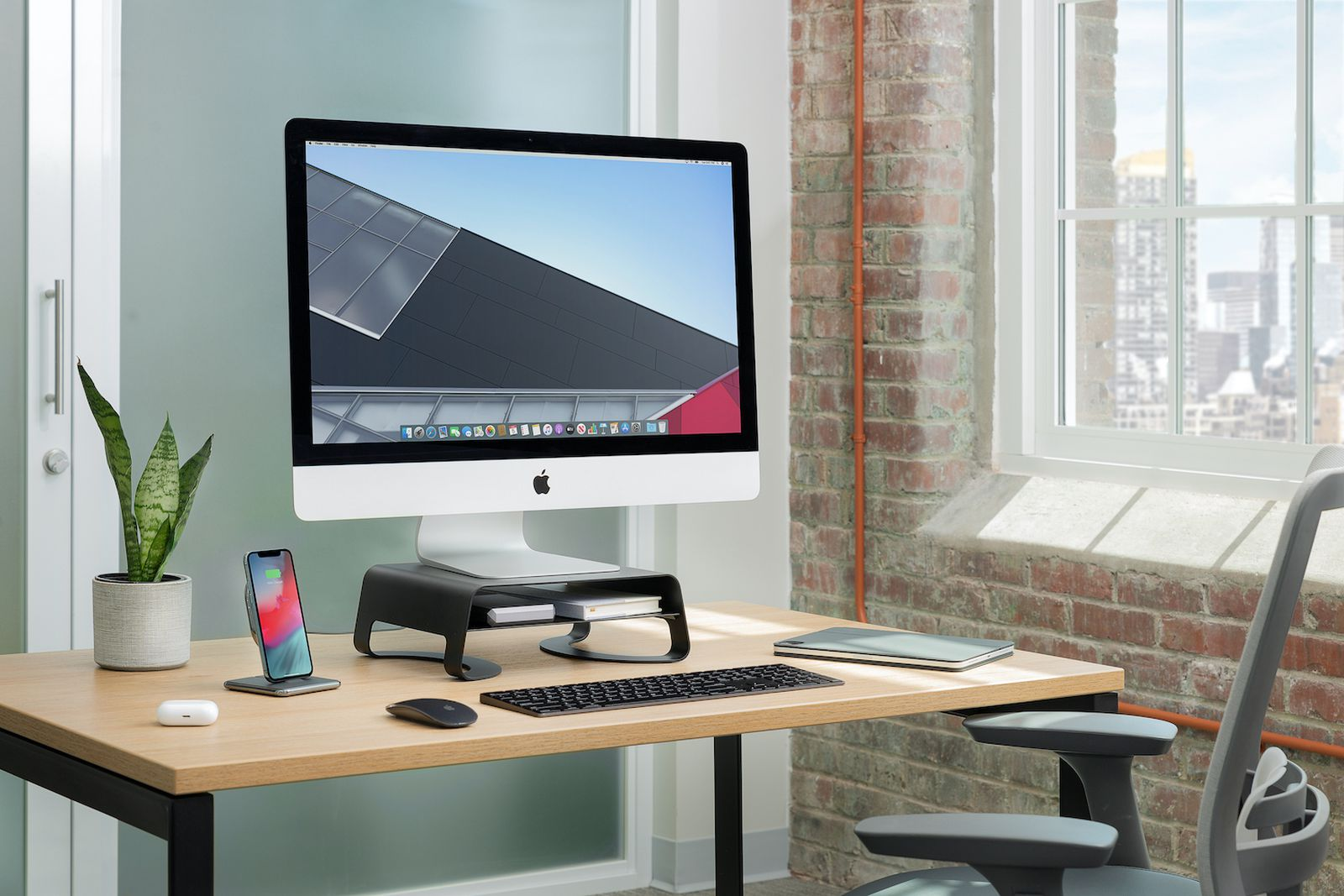 photo of Review: Twelve South's 'Curve Riser' iMac Stand Can Help Declutter Your Workspace, But Lack of Adjustable Height Hinders… image