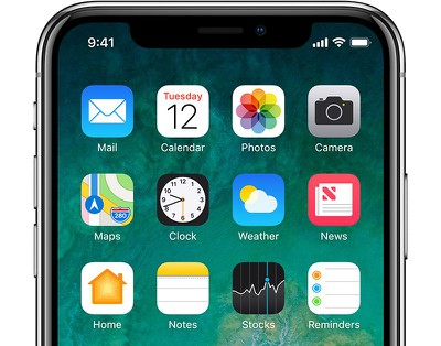 iphonexhomescreen