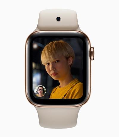 Apple Watch FaceTime 2