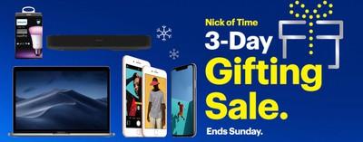 bb weekend sale december 2018