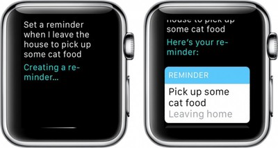 Apple Watch Calendar 5