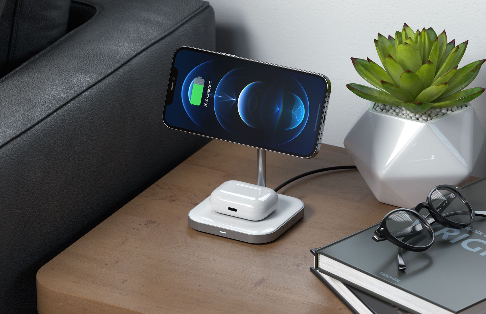 CES 2021: Satechi Launches 2-in-1 Magnetic Wireless ...