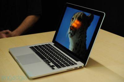 retina macbook pro 13 hands on