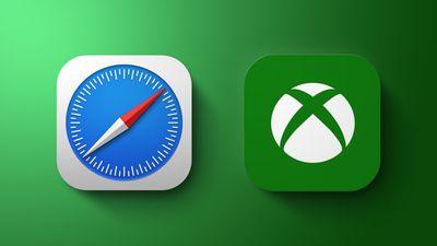 Safari and XCloud Feature