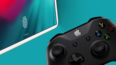 Display TouchID iPad Air Apple Controller Refined