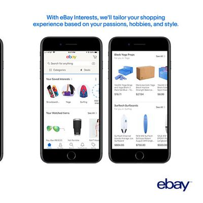 ebay interests update