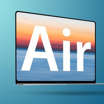 Flat MacBook Air Feature 1