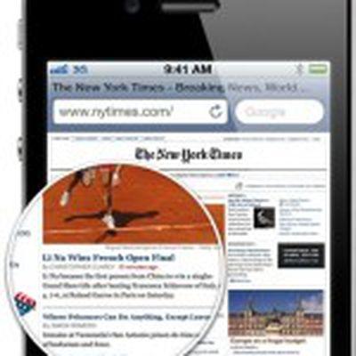 iphone 4s retina display