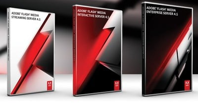 adobe flash media server 4 5