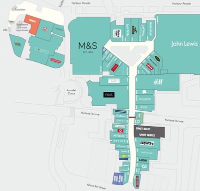 apple westquay floor plan