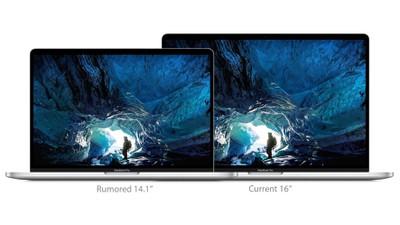 14 16 inch MBP Comparison