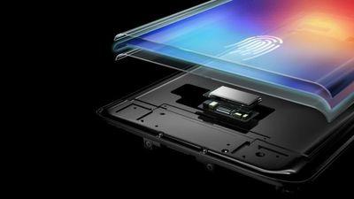 vivo fingerprint sensor
