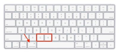 command key Mac