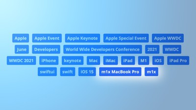 m1x mbp tags feature