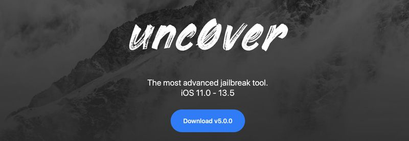 Jailbreak Tool 'unc0ver' 5.0 Released with iOS 13.5 Compatibility