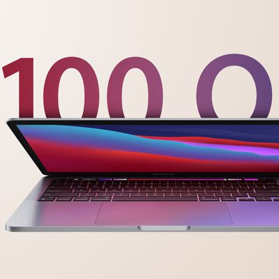 100 off m1 macbook pro