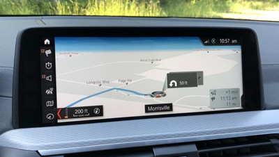 bmw idrive nav widescreen