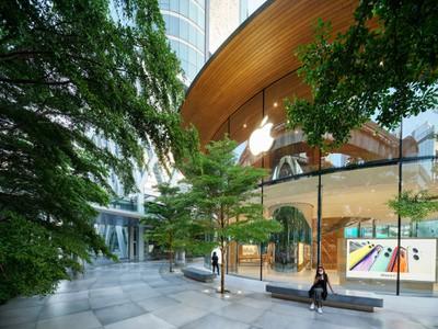 apple nso bangkok outdoor plaza 07282020