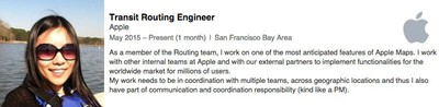 Transit Routing Engineer