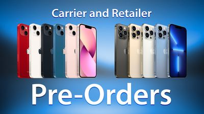 iPhone 13 and 13 Pro Carrier Pre Order Feature 2