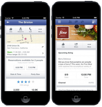 facebookopentable