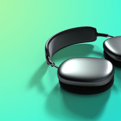 airpods studio render pivot green