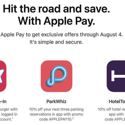 apple pay sonic promo