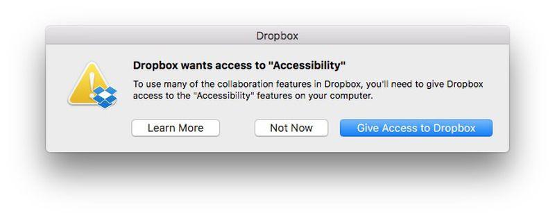 dropbox-accessibility-permission