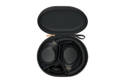 sony headphones case