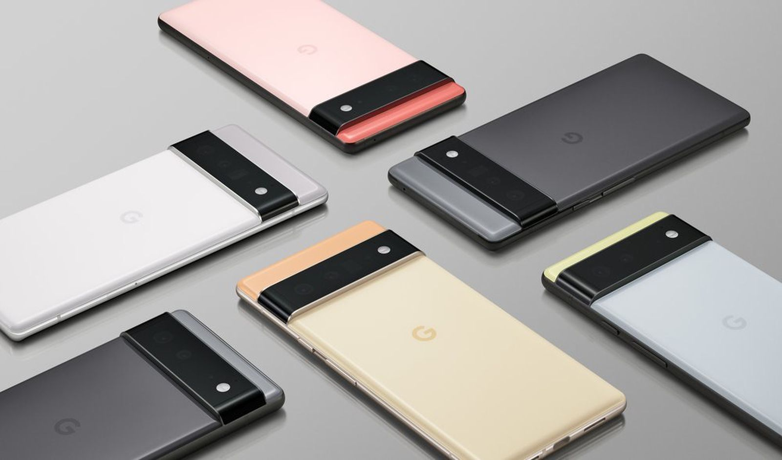 Google Launches New Flagship Pixel 6 and Pixel 6 Pro Smartphones Priced at $599 and $899