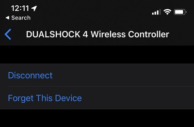 iOS 13 Game Controller Support