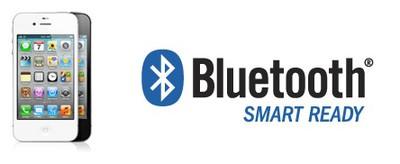 iphone 4s bluetooth smart ready