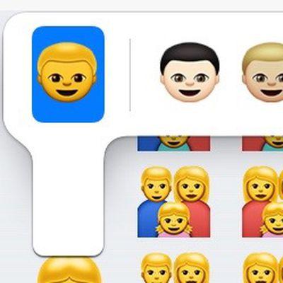 Emoji iOS 8
