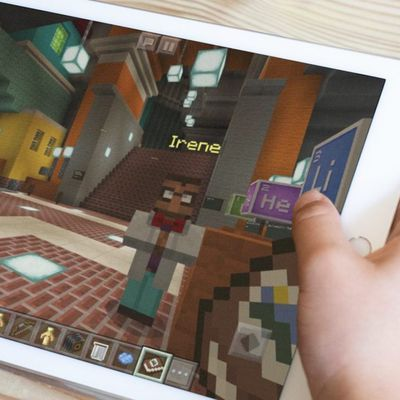 minecraft education ipad