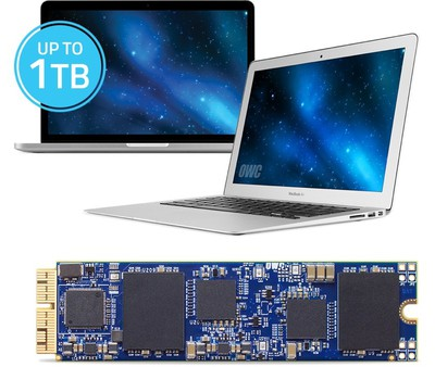 Owc Announces Aura Flash Storage Upgrades For Mid 2013 And Later Mac Laptops Macrumors