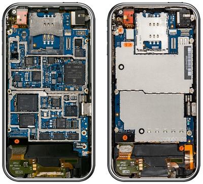iphone 3g 3gs internals