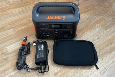 jackery e500 cables