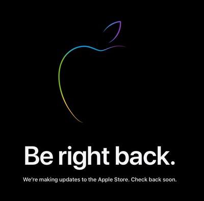 Apple Online Store Goes Down Ahead Of Time Flies Virtual Event Macrumors