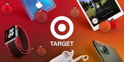 Target November Deals Apple