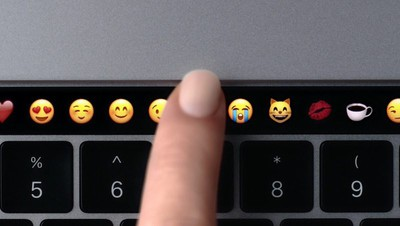 touch bar mbp