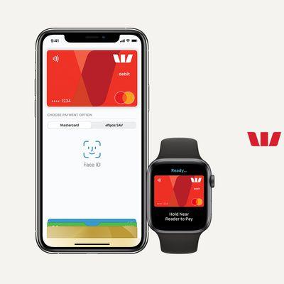 westpac apple pay