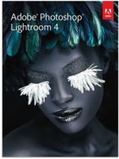 adobe lightroom 4 box