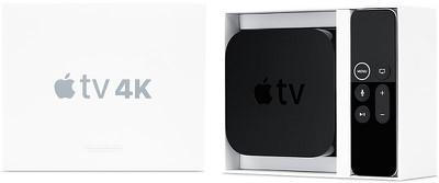 apple tv 4k refurb