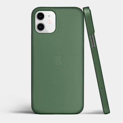 slim iPhone 12 case green  totallee