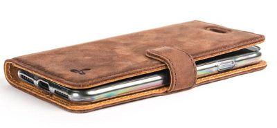 iPhone 8 Vintage Leather Wallet Chestnut Brown 6 b6aa3985 0851 46dc b66e 33821d31a5c9 800x e1588331704223