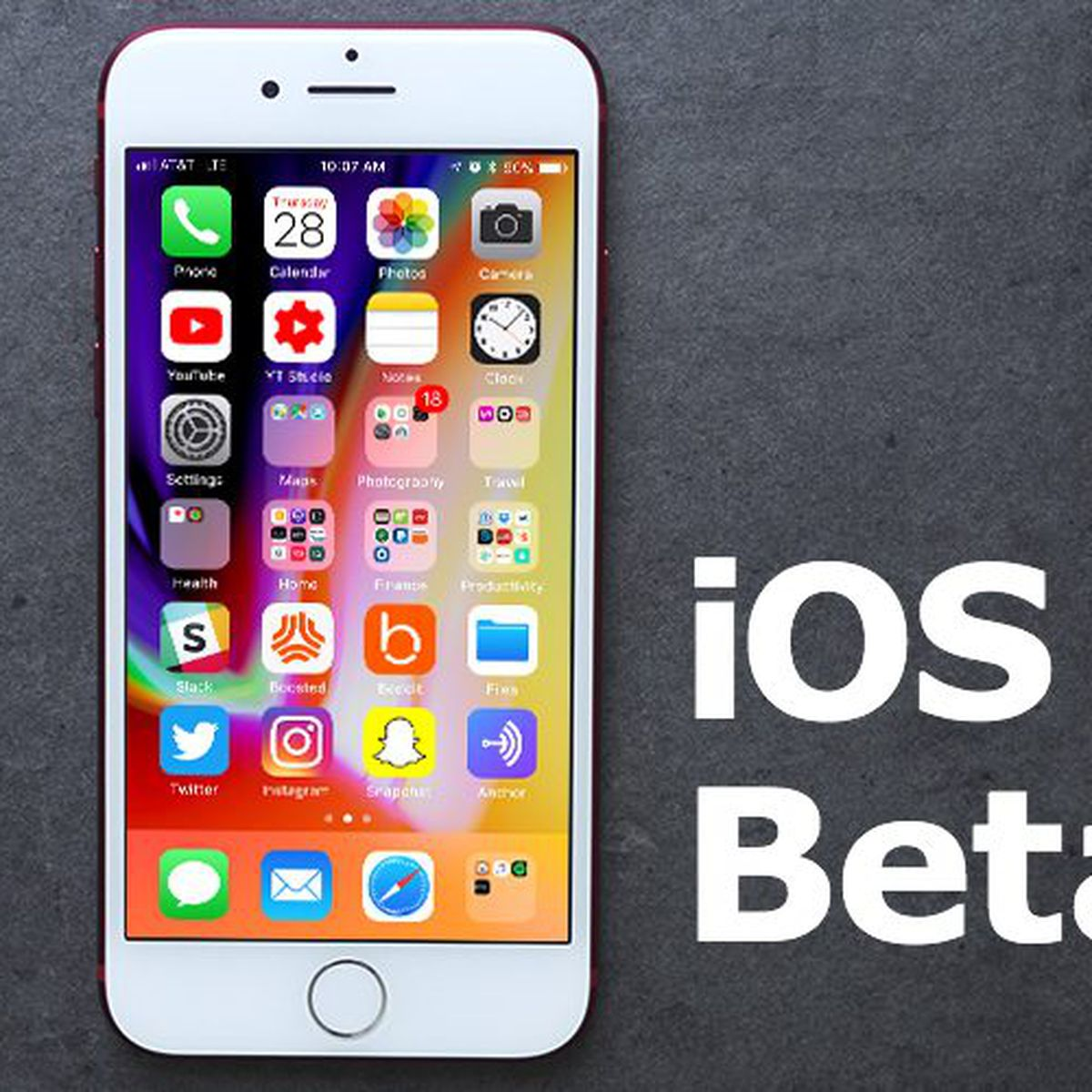 Apple Seeds Fifth Beta Of Ios 11 1 To Developers And Public Beta Testers Updated Macrumors