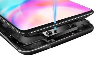 vivo 3d sensing camera