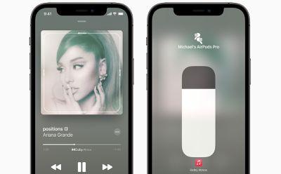 spatial audio iphone 12 pro