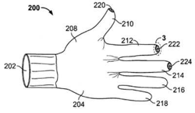 175155 tactile glove 300