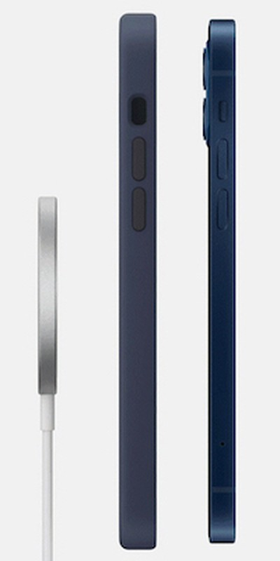 iphone 12 magsafe charging